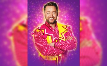 Manchester pantomine - Jason Manford in Sleeping Beauty