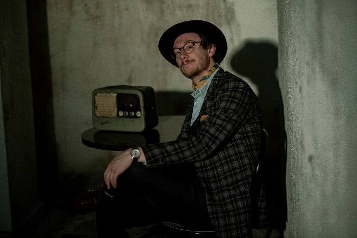 Adam Douglas releases new single about men's mental health