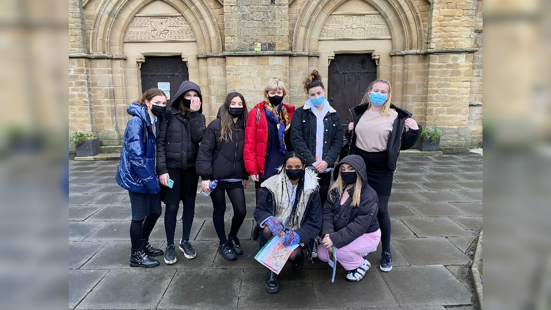 Young activists team with Manchester Jewish Museum to mark Holocaust Memorial Day