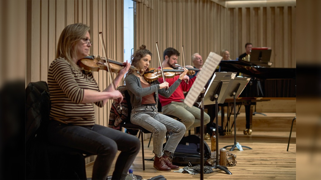 Manchester Camerata presents new concert on BBC Radio 3