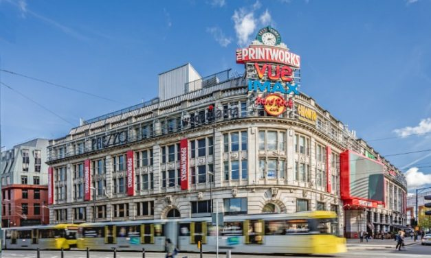 Manchester's Printworks asks people to share their New Year's Resolutions