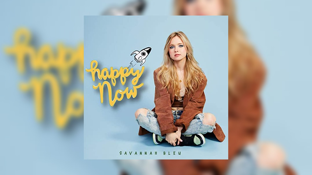 Savannah Bleu releases new track Happy Now
