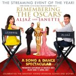 Aljaz and Janette to stream dance spectacular Remembering the Oscars