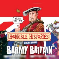 Horrible Histories Barmy Britain coming to Manchester
