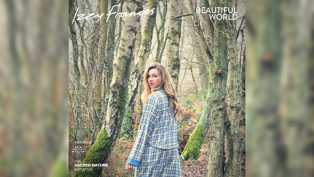 Izzy Frances releases new single Beautiful World