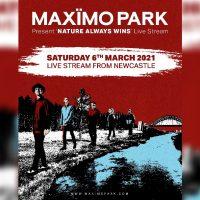 Maximo Park livestream