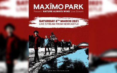 Maximo Park announces livestream gig