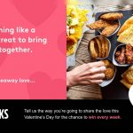 Printworks shares the love for Valentine's Day
