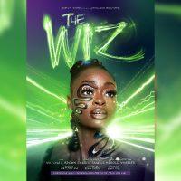 The Wiz - image courtesy Dujonna Gift-Simms and Christopher D Clegg