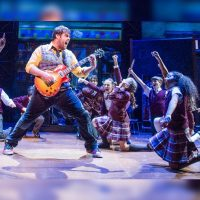 Manchester Palace Theatre - School Of Rock