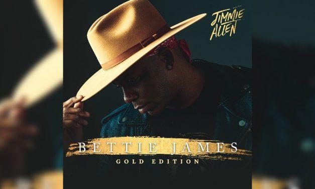 Jimmie Allen to release new album Bettie James Gold Edition