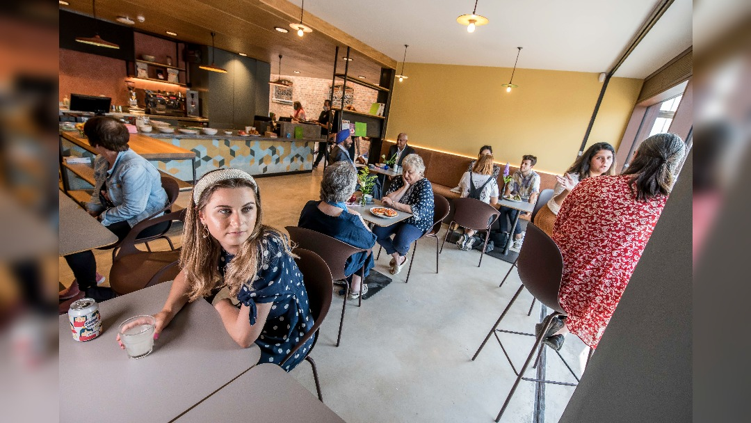 Manchester Jewish Museum offers first look at new cafe