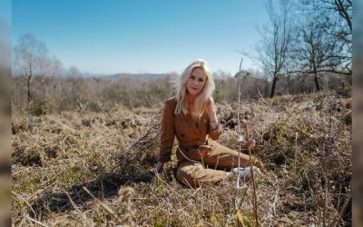 Laura Evans releases new single Good At Getting Over You – heading to Buckle and Boots Festival