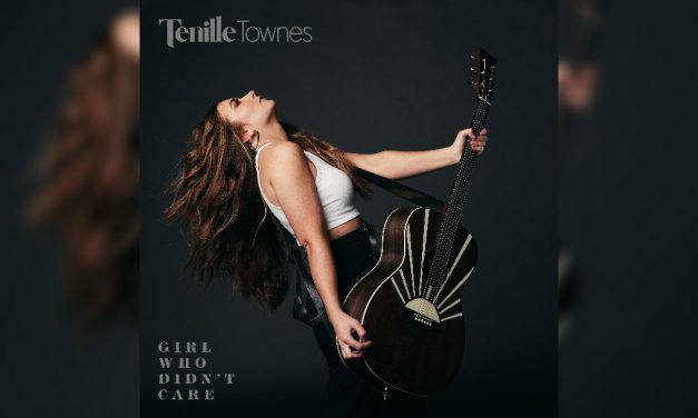 Tenille Townes to release new track Girl Who Didn't Care