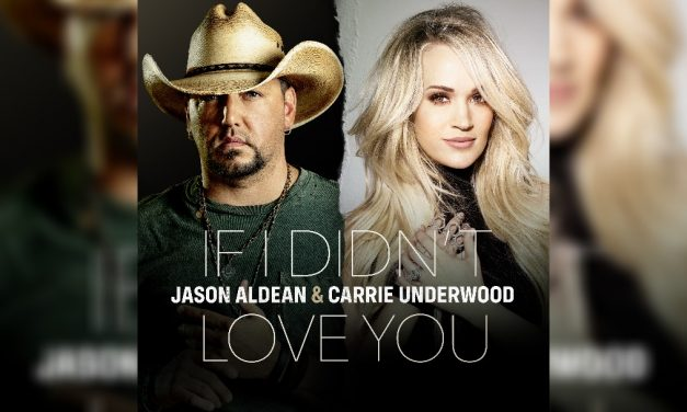 Jason Aldean and Carrie Underwood release new single If I Didn't Love You