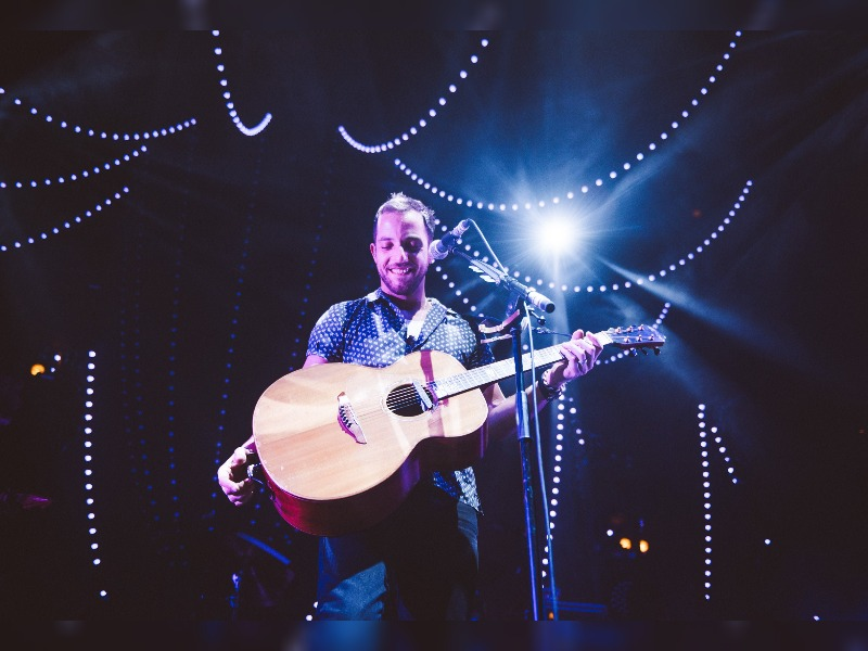 James Morrison announces Greatest Hits tour including Manchester's Bridgewater Hall