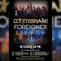 Manchester gigs - Whitesnake and Foreigner