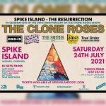 Set Times revealed for Spike Island – The Ressurrection