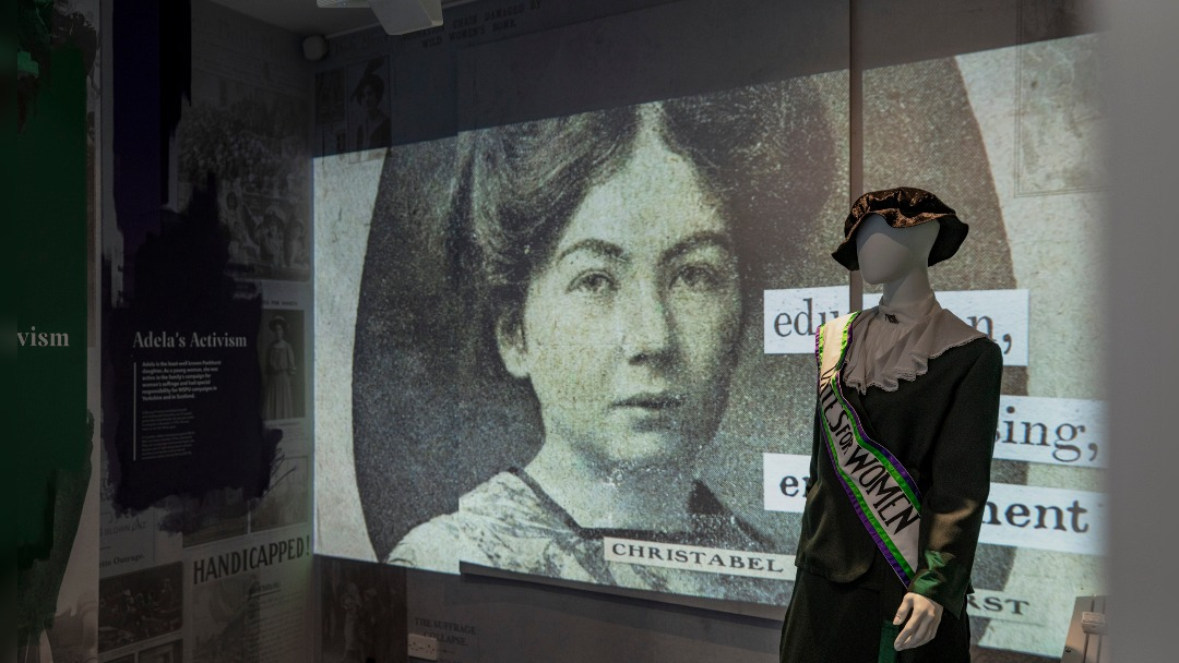 Manchester's Pankhurst Centre confirms reopening plans and new exhibition