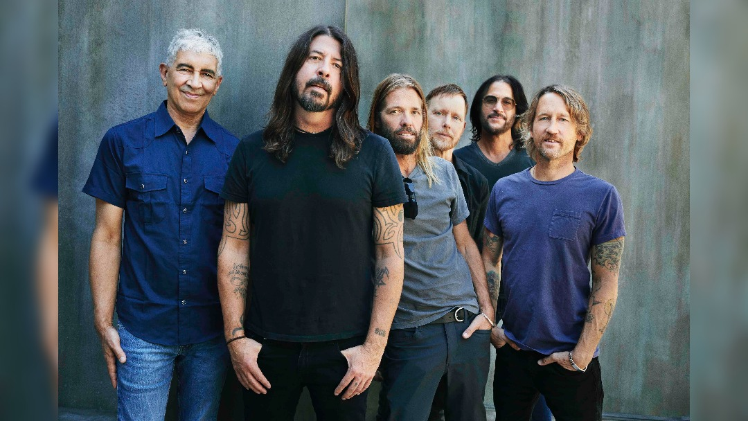 Foo Fighters announce UK stadium shows – returning to Manchester