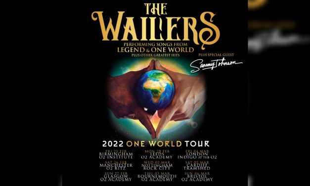 The Wailers announce One World UK tour – heading to Manchester