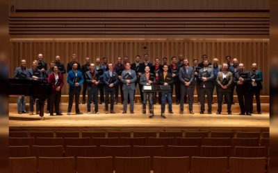 Manchester Choir The Sunday Boys shortlisted for National Lottery Award