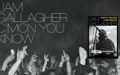Liam Gallagher announces Manchester Etihad Stadium gig