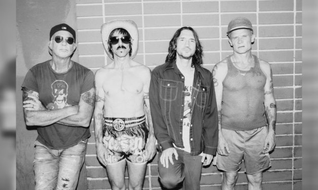 Red Hot Chili Peppers announce UK stadium tour